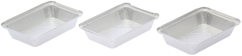 Форма для выпечки из фольги Доляна, 780 мл, 3 шт2518931От качества посуды зависит не только вкус еды, но и здоровье человека. Набор форм для выпечки из фольги 780 мл, 3 шт — товар, соответствующий российским стандартам качества. Любой хозяйке будет приятно держать его в руках. С нашей посудой и кухонной утварью приготовление еды и сервировка стола превратятся в настоящий праздник.