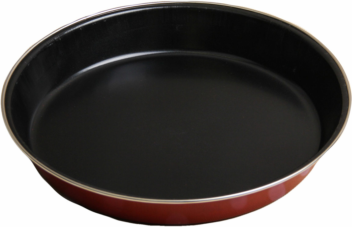Форма для выпечки Доляна Круг. Ренард, с антипригарным покрытием, 28 х 4,6 см2601009От качества посуды зависит не только вкус еды, но и здоровье человека. Форма для выпечки 28х4,6 см Круг. Ренард, антипригарное покрытие — товар, соответствующий российским стандартам качества. Любой хозяйке будет приятно держать его в руках. С нашей посудой и кухонной утварью приготовление еды и сервировка стола превратятся в настоящий праздник.