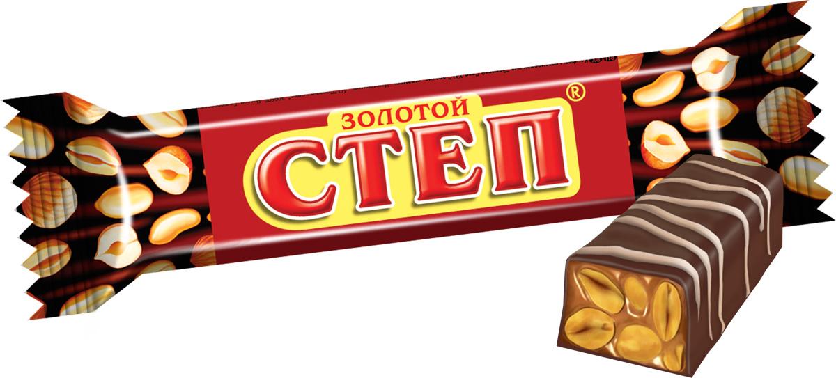 Славянка Золотой степ шоколадный батончик, 50 г мягкая карамель бела слада ведро