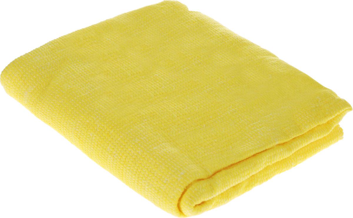 Тряпка для мытья пола Лайма Премиум колор, 80 х 100 см, цвет: желтый600839_желтый