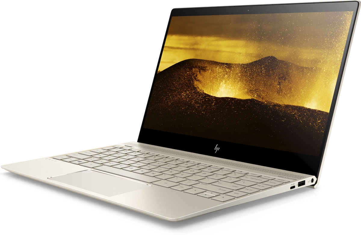 HP Envy 13-ad009ur, Silk Gold (1WS55EA) цена и фото