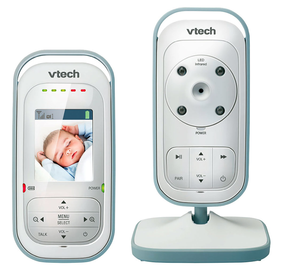 Vtech Видеоняня ВМ2500 - Безопасность ребенка