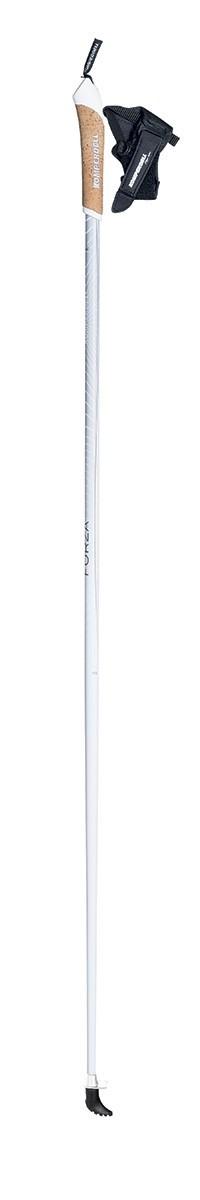 Палки для скандинавской ходьбы Komperdell Carbon Forza, длина 130 см, 2 шт1482314-10Палки для скандинавской ходьбы с легким древком из карбона для легкости движений.