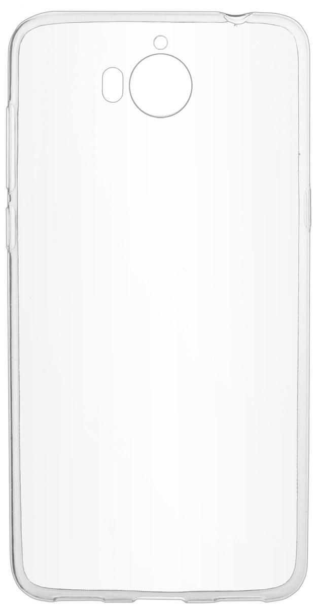 Skinbox Slim Silicone чехол-накладка для Huawei Y5 (2017), Transparent4660041402964Чехол-накладка Skinbox Slim Silicone для Huawei Y5 (2017) обеспечивает надежную защиту корпуса смартфона от механических повреждений и надолго сохраняет его привлекательный внешний вид. Накладка выполнена из высококачественного материала, плотно прилегает и не скользит в руках. Чехол также обеспечивает свободный доступ ко всем разъемам и клавишам устройства.