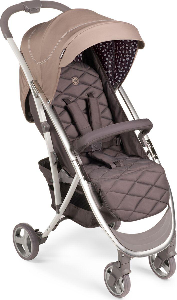 Happy Baby Коляска прогулочная Eleganza V2 Sand цвет бежевый коричневый - Коляски и аксессуары