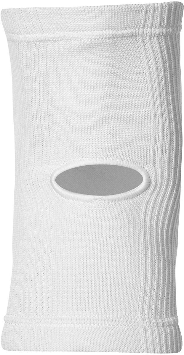 """Наколенники Asics """"Gel Knee Pad"""" для профессиональных игроков в волейбол. Вставки амортизирующего геля (Asics Gel) и пены (полиуретан) эффективно поглощают удары и принимают форму в соответствии с индивидуальными анатомическими особенностями спортсмена.  Обхват ноги в области над коленной чашечкой: 38-42 см."""