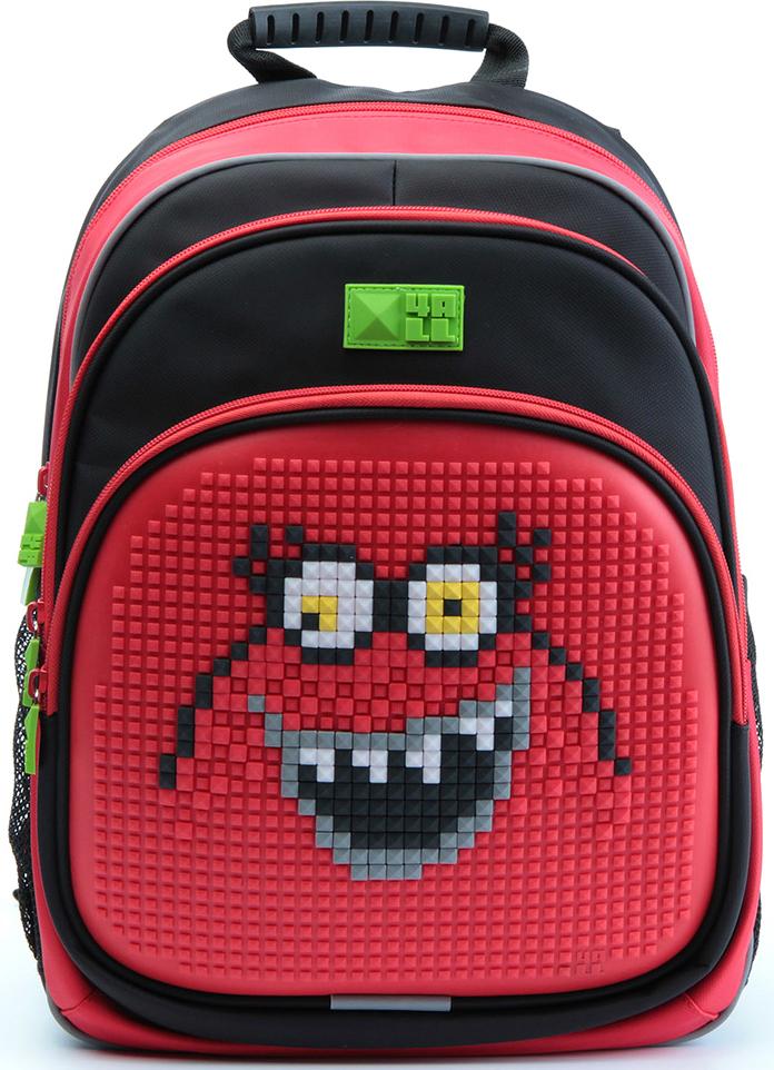 4ALL Рюкзак Kids цвет черный красный