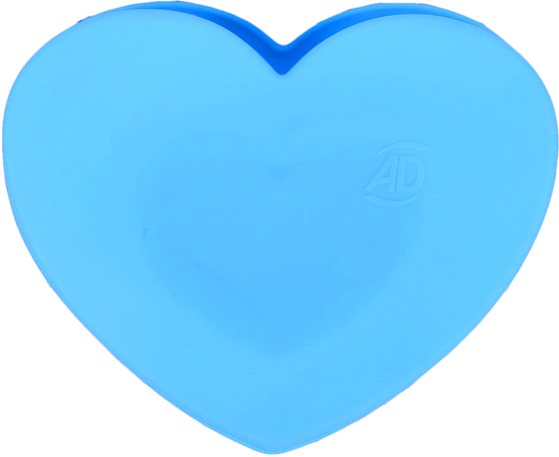 Форма для выпечки Доляна Сердце в сердце, цвет: голубой, 2 ячейки2582011_голубойОт качества посуды зависит не только вкус еды, но и здоровье человека. — товар, соответствующий российским стандартам качества. Любой хозяйке будет приятно держать его в руках. С нашей посудой и кухонной утварью приготовление еды и сервировка стола превратятся в настоящий праздник.