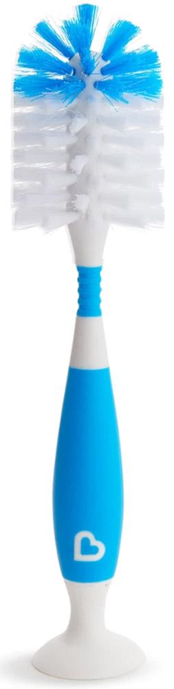 Munchkin Ершик для бутылочек и сосок цвет голубой -  Все для детского кормления