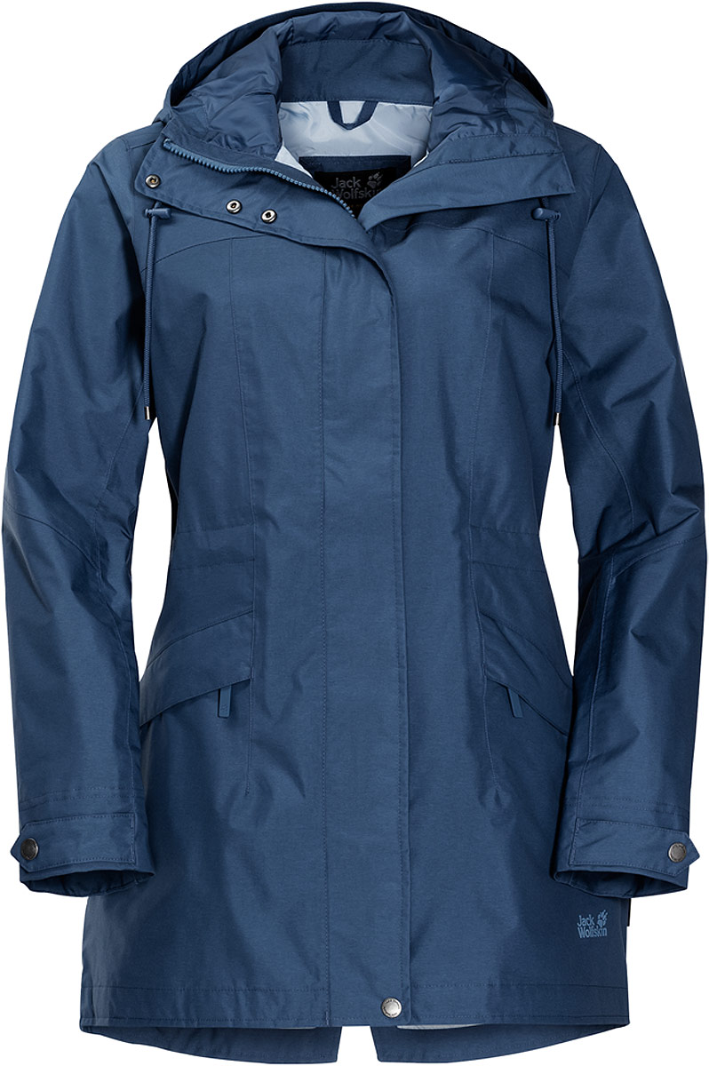 Парка женская Jack Wolfskin Cameia Parka, цвет: синий. 1107283-1588. Размер XXL (56) 60 n3emb1300 d14 k53 k53sd rev 5 1 laptop motherboard fit for asus k53sd notebook pc 90days warranty