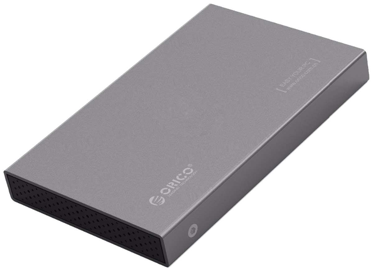 Orico 2518S3, Grey контейнер для HDD - Носители информации