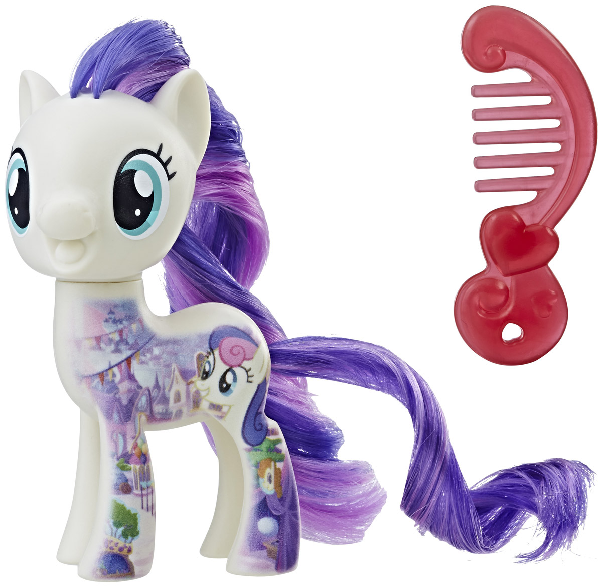 My Little Pony Фигурка All About Sweetie Drops all my puny sorrows