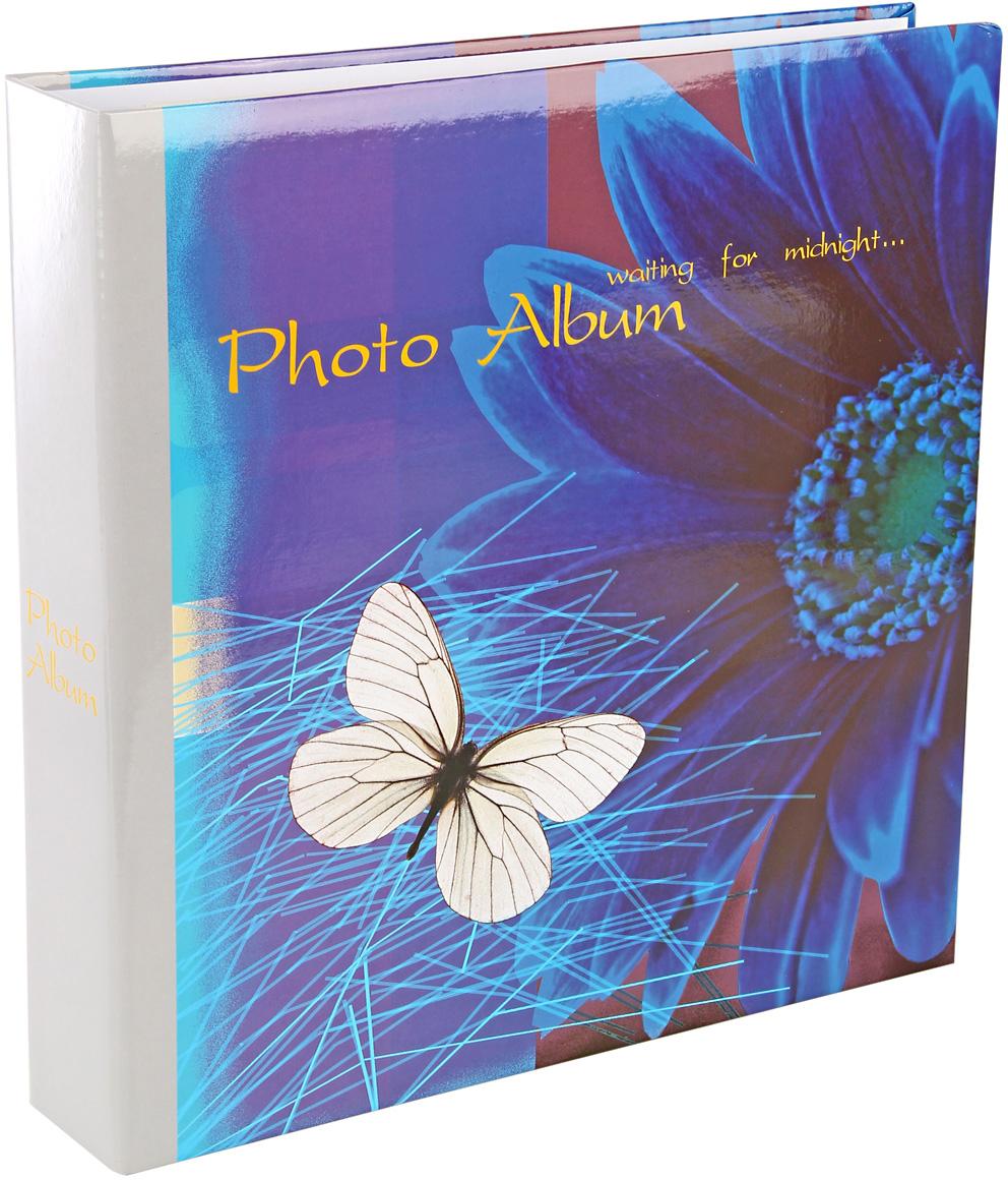 Фотоальбом Pioneer Stretch of Imagination, цвет: синий, 500 фото, 10 х 15 см фотоальбом platinum классика 240 фотографий 10 x 15 см