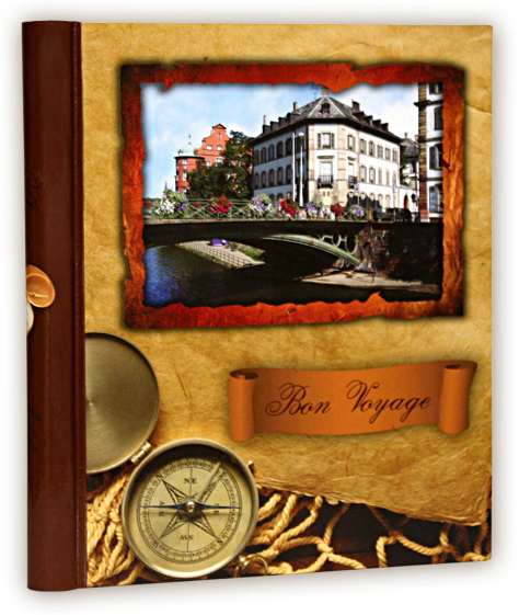 Фотоальбом Pioneer Bon Voyage, цвет: коричневый, 100 фото, 10 х 15 см52088 AP202328SAАльбом для фотографий.Кол-во листов: 20.Материалы, использованные в изготовлении альбома, обеспечивают высокое качество хранения Ваших фотографий, поэтому фотографии не желтеют со временем.Конечно, никаких магнитов в этих альбомах нет. Есть страницы из плотной бумаги или тонкого картона, на этих страницах нанесено клейковатое покрытие и сверху страница закрыта прозрачной плёнкой, которая зафиксирована на внешнем ребре страницы.Фотографии на такой странице держатся за счёт того, что плёнка прилипает (как бы примагничивается) к странице. При этом фотографии не повреждаются, т.к. тыльная сторона не приклеивается к странице.Для того, чтобы разместить фотографии на магнитной странице, надо отлепить плёнку по направлению от корешка альбома к внешней (зафиксированной) стороне страницы, разложить фотографии поверх клейковатого покрытия так, как вам нравится.При этом обязательно надо оставлять по периметру страницы свободное поле, к которому и будет «примагничиваться» прозрачная плёнка.После размещения фоток надо их закрыть плёнкой так, чтобы не было пузырьков воздуха, складок и заломов. Для этого одной рукой надо как бы натягивать плёнку от края страницы к корешку, а другой – прижимать к странице.Если вы видите, что пошла складочка, не расстраивайтесь. Сразу отлепите плёнку и исправьте ситуацию. Не обязательно отклеивать плёнку полностью, если складочка пошла, например, от середины страницы или ближе к корешку.К неоспоримым преимуществам «магнитных» фотоальбомов относятся:- возможность размещать в них фотографии разного размера в нужной вам последовательности;- возможность размещать фотографии с наклоном;