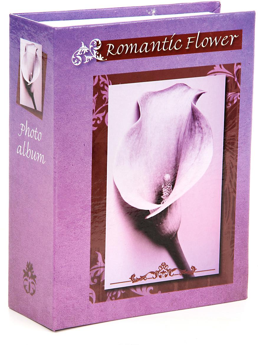 Фотоальбом Pioneer Romantic Flower, цвет: сиреневый, 100 фото, 10 х 15 см46386 LM-4R100Альбом для фотографий формата 10 х 15 см.Тип обложки: ламинированный картон.Тип листов: полипропиленовые.Тип переплета: высокочастотная сварка.Кол-во фотографий: 100.Материалы, использованные в изготовлении альбома, обеспечивают высокое качество хранения ваших фотографий, поэтому фотографии не желтеют со временем.