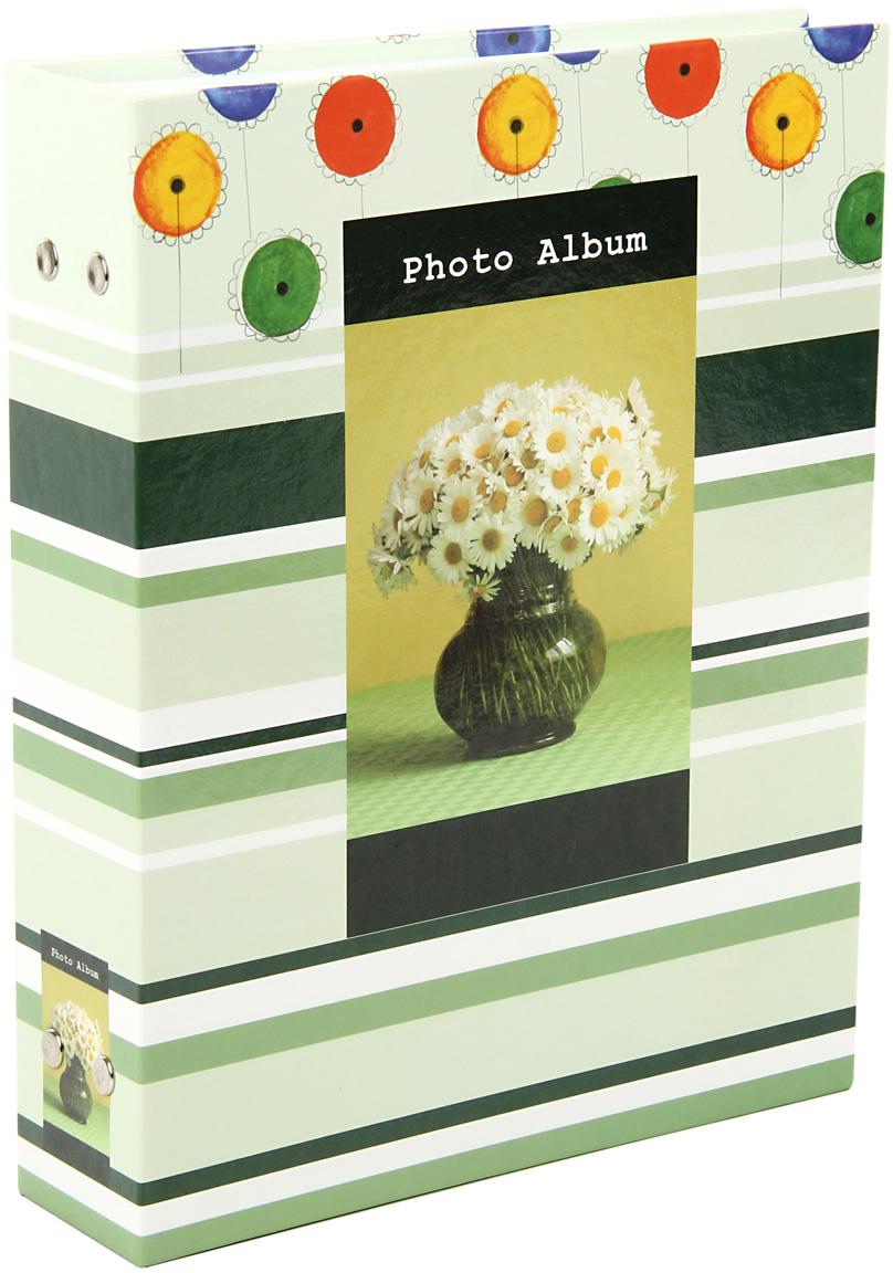Фотоальбом Pioneer Early Spring, цвет: зеленый, 200 фото, 10 х 15 см46263 PP-46200Тип обложки: ламинированный картон.Полипропиленовые карманы.Тип переплета: книжный.Кол-во фотографий: 200.Материалы, использованные в изготовлении альбома, обеспечивают высокое качество хранения Ваших фотографий, поэтому фотографии не желтеют со временем.