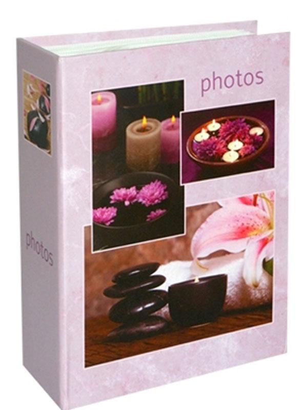 Фотоальбом Pioneer Silent Picture, цвет: сиреневый, 200 фото, 10 х 15 см campus pioneer 200 xl