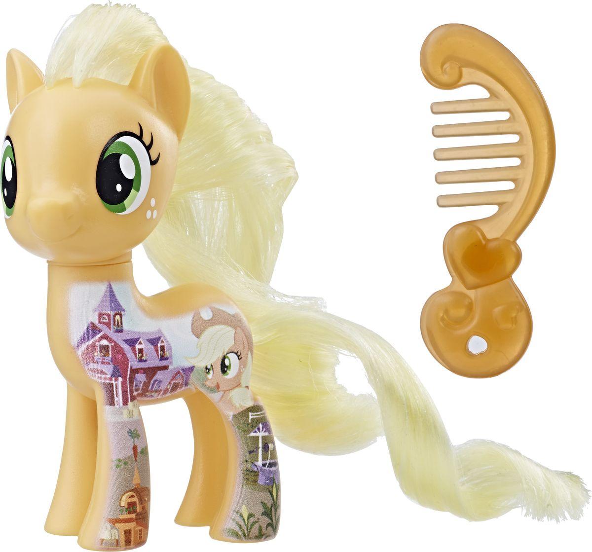 My Little Pony Фигурка All About Applejack сумка printio my little pony applejack эпплджек