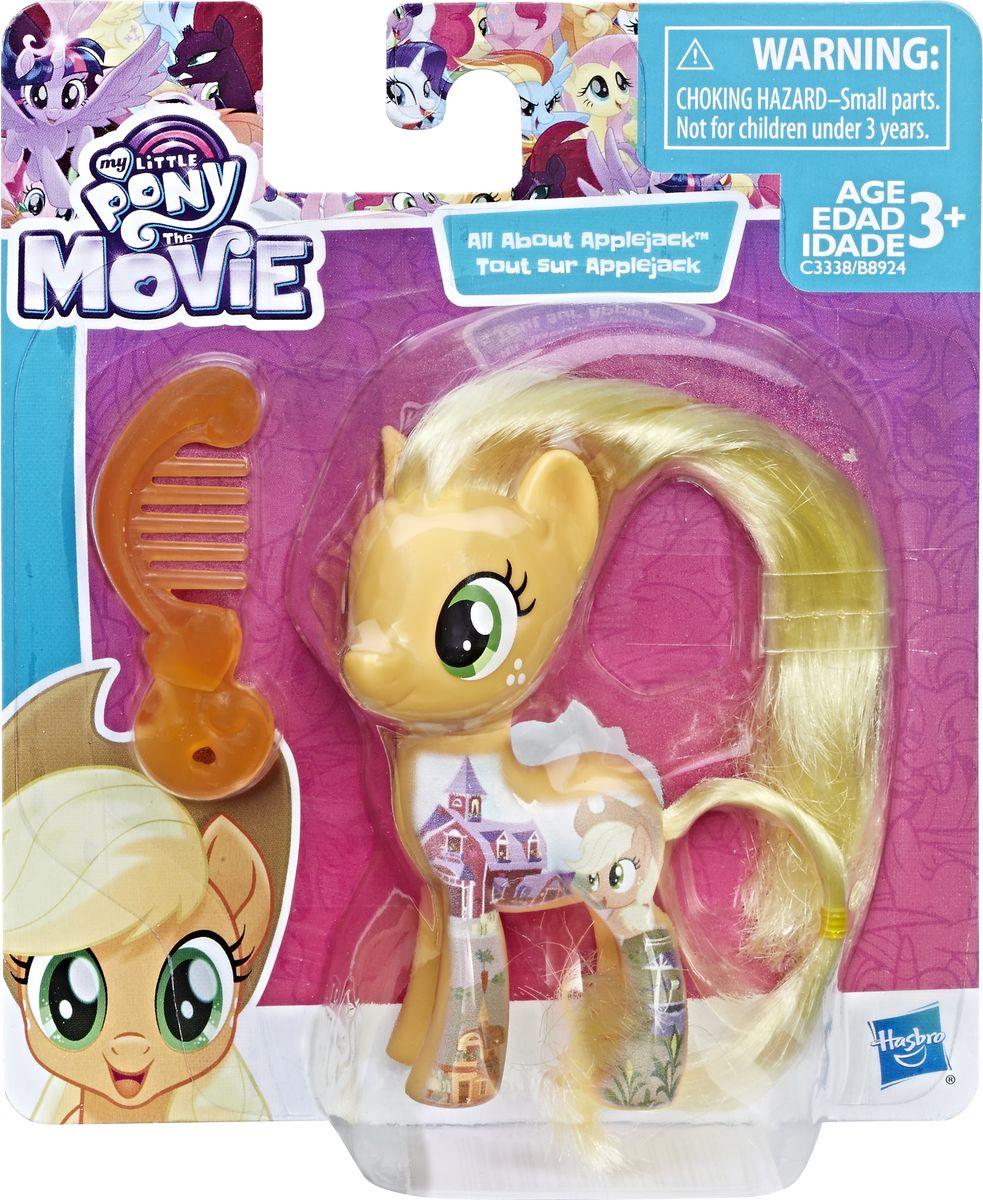 My Little PonyФигурка All About Applejack