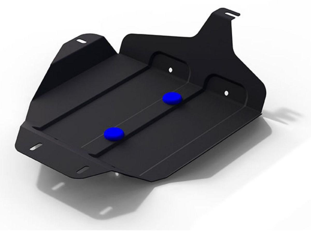 Защита топливного бака Rival для Hyundai Creta 2016-н.в., сталь 2 мм111.2365.1Защита топливного бака Rival для Hyundai Creta V - 1.6; 2.0 Все 2016-н.в., Сталь 2 мм, комплект крепежа, 111.2365.1Стальные защиты картера Rival надежно защищают днище вашего автомобиля от повреждений при наезде на бордюры, выступающие канализационные люки, кромки поврежденного асфальта или при ремонте дорог, не говоря уже о загородных дорогах.Основными преимуществами продукта являются:- Имеет оптимальное соотношение цена-качество.- Спроектированы с учетом особенностей автомобиля, что делает установку удобной.- Является надежной защитой для важных элементов на протяжении долгих лет.- Глубокий штамп дополнительно усиливает конструкцию защиты.- Подштамповка в местах крепления защищает крепеж от срезания.- Технологические отверстия там, где они необходимы для смены масла и слива воды, оборудованные заглушками, надежно закрепленными на защите.В комплекте инструкция по установке.Уважаемые клиенты!Обращаем ваше внимание, на тот факт, что защита имеет форму, соответствующую модели данного автомобиля. Наличие глубокого штампа и лючков для смены фильтров/масла предусмотрено не на всех защитах. Фото служит для визуального восприятия товара.