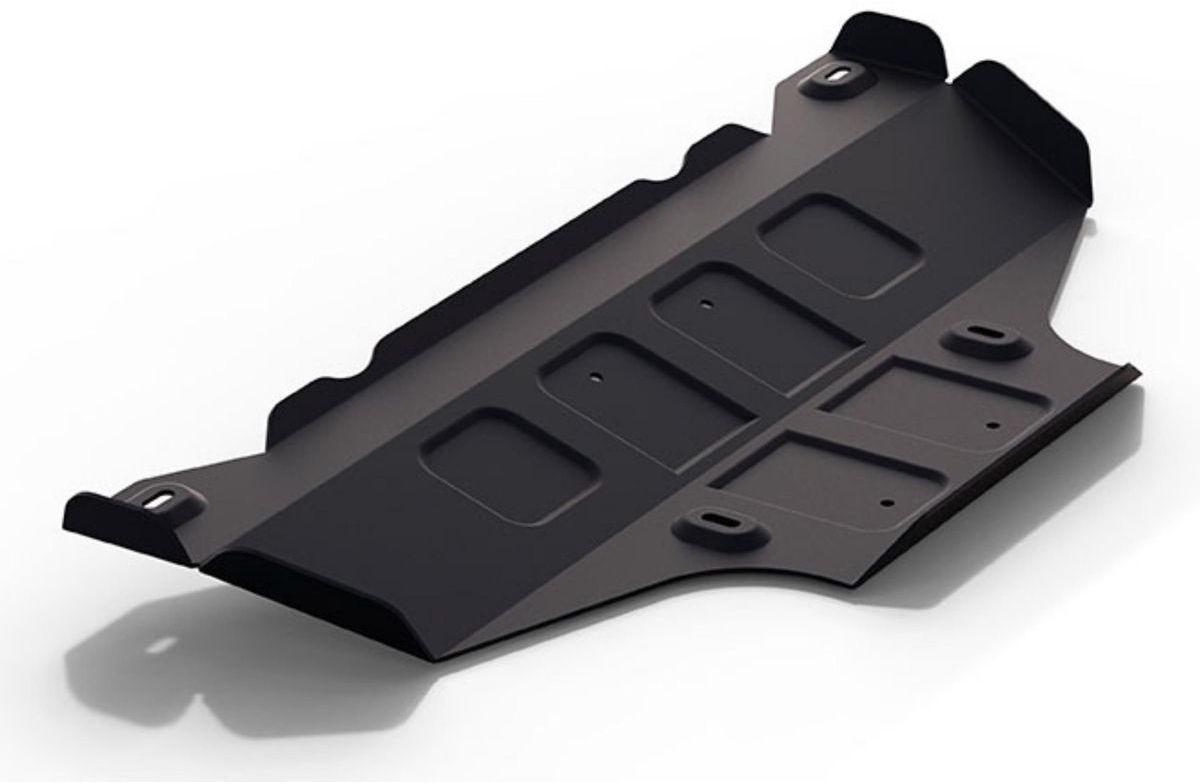 Защита картера Rival для Mercedes Benz Sprinter Classic 2013-н.в., сталь 2 мм111.3921.1Защита картера Rival для Mercedes Benz Sprinter Classic V - 2.1d RWD 2013-н.в., Сталь 2 мм, комплект крепежа, 111.3921.1Стальные защиты картера Rival надежно защищают днище вашего автомобиля от повреждений при наезде на бордюры, выступающие канализационные люки, кромки поврежденного асфальта или при ремонте дорог, не говоря уже о загородных дорогах.Основными преимуществами продукта являются:- Имеет оптимальное соотношение цена-качество.- Спроектированы с учетом особенностей автомобиля, что делает установку удобной.- Является надежной защитой для важных элементов на протяжении долгих лет.- Глубокий штамп дополнительно усиливает конструкцию защиты.- Подштамповка в местах крепления защищает крепеж от срезания.- Технологические отверстия там, где они необходимы для смены масла и слива воды, оборудованные заглушками, надежно закрепленными на защите.В комплекте инструкция по установке.Уважаемые клиенты!Обращаем ваше внимание, на тот факт, что защита имеет форму, соответствующую модели данного автомобиля. Наличие глубокого штампа и лючков для смены фильтров/масла предусмотрено не на всех защитах. Фото служит для визуального восприятия товара.