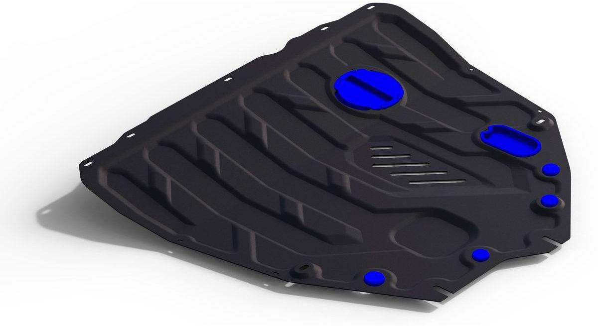 Купить Защита картера и КПП Rival для Suzuki Vitara 2015-н.в./Suzuki SX4 2013-2016, сталь 2 мм