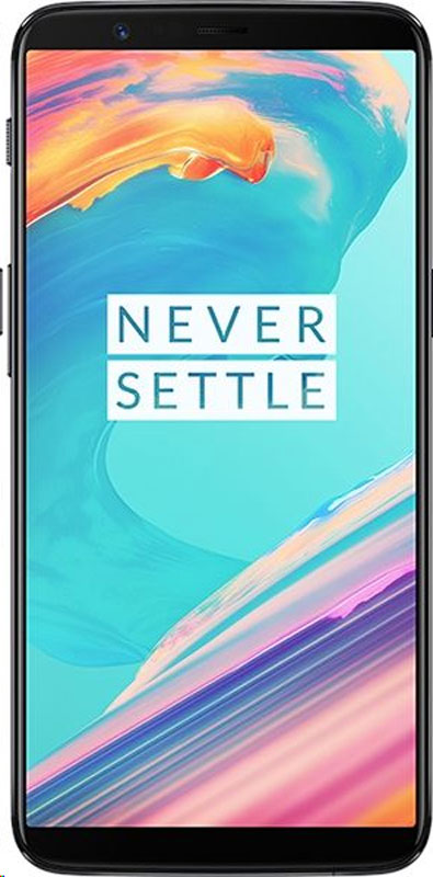 OnePlus 5T (128GB), Midnight Black