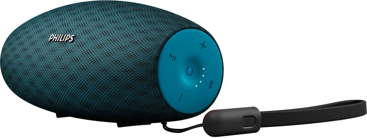 Philips BT6900 EverPlay, Blue портативная акустическая система