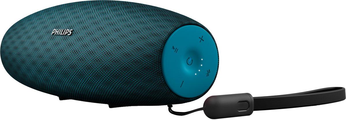 Philips BT7900 EverPlay, Blue портативная акустическая система - Портативная акустика