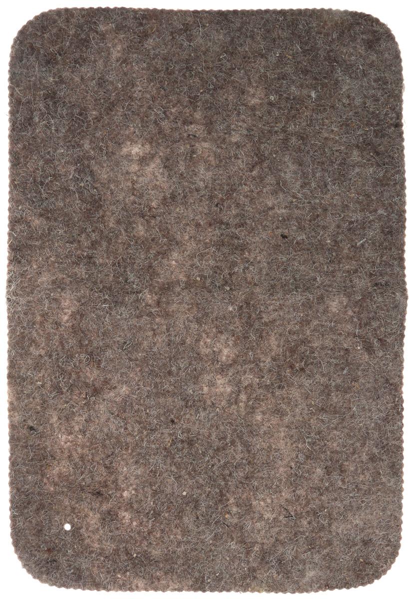 Коврик для бани и сауны Ecology Sauna Эконом, цвет: серыйДЮН-ЭК002Коврик для бани и сауны Ecology Sauna изготовлен из овечьей шерсти. Используется для безопасности в парилке. Защищает тело от ожогов и бактерий. Приятный на ощупь, не вызывает раздражения кожи. Обладает гипоаллергенным свойством. Изделие из войлока отличается долговечностью и сохраняет свой внешний вид в течение длительного времени.