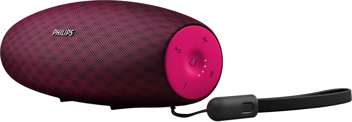 Philips BT7900 EverPlay, Red портативная акустическая система