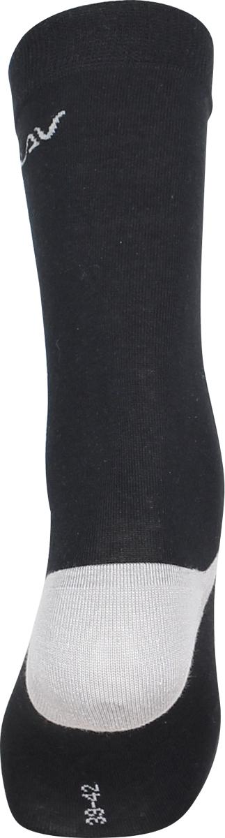 Термоноски женские Сплав Liner, цвет:  черный.  1585230.  Размер 35/38 Сплав