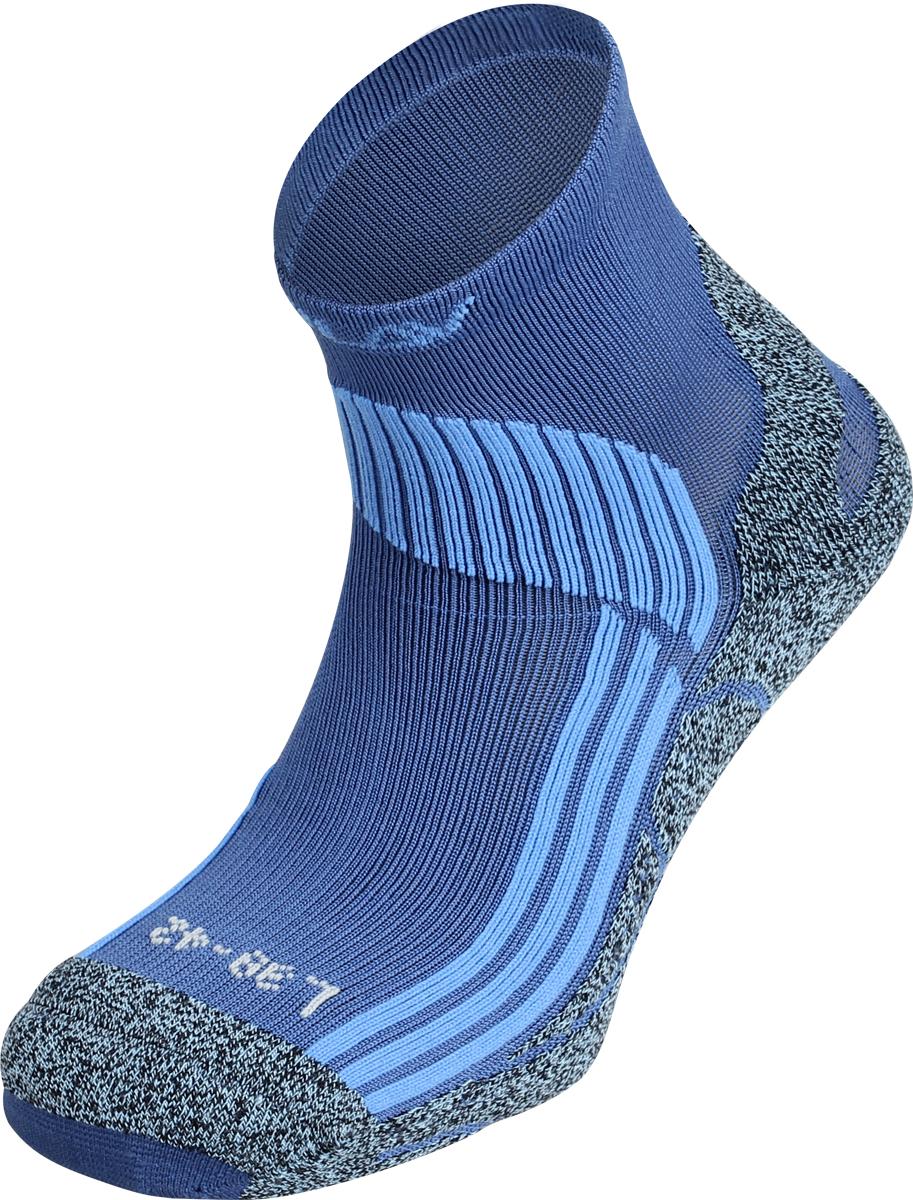 Термоноски мужские Сплав Race, цвет: синий. 1586600. Размер 39/421586600Тонкие износоустойчивые носки для треккинга, бега и других видов активного отдыха. Рекомендованы для использования весной, летом и осенью.