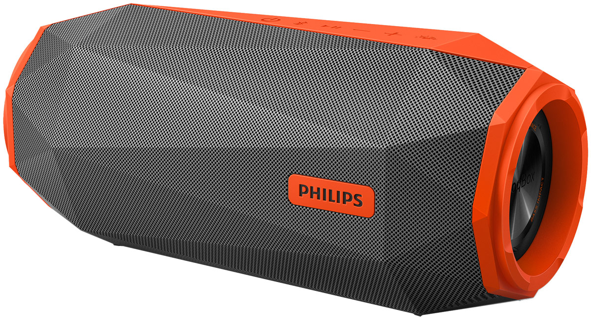 Philips SB500 ShoqBox, Orange портативная акустическая система - Портативная акустика