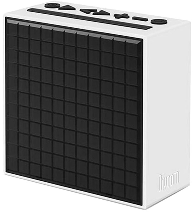 Divoom Timebox, White портативная акустическая система колонки divoom колонки