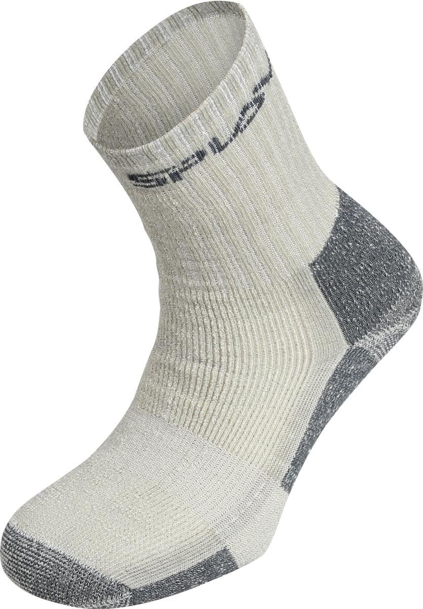 Термоноски мужские Сплав Apex, цвет: светло-серый. 1586100. Размер 43/461586100Теплые носки для повседневного использования в холодное время года. Рекомендованы для использования в походах, на биваке и во время сна.
