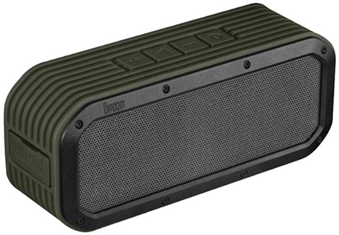 Divoom VoomBox-Outdoor, Green портативная акустическая система - Портативная акустика