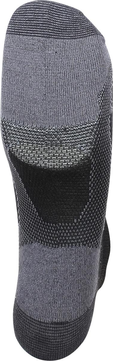 Термоноски мужские Сплав Trace, цвет:  черный.  1585700.  Размер 39/42 Сплав