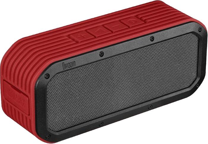 Divoom VoomBox-Outdoor, Red портативная акустическая система - Портативная акустика