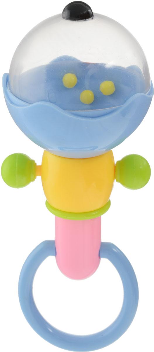 Ути-Пути Погремушка цвет голубой 50369
