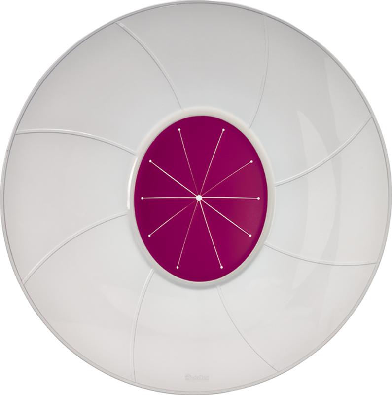 Крышка-противоразбрызгиватель для теста Metaltex, 32 х 32 х 1,5 см23.51.60Крышка- противоразбрызгиватель Metaltex позволяет взбивать миксером продукты в любой посуде, при этом не рискуя забрызгать стол инаходящиеся рядом продукты.