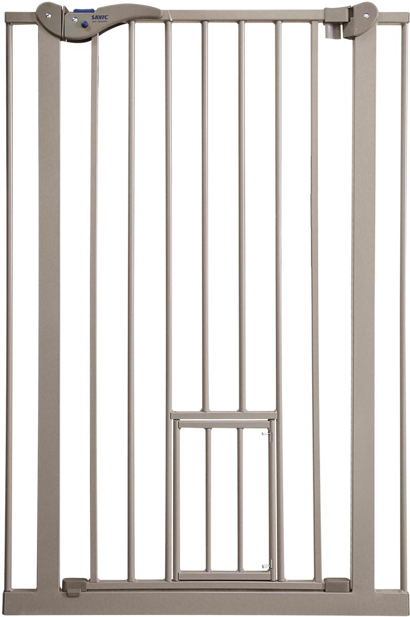 Перегородка-дверь для животных Savic Barruer, 107 х 84 см секция для перегородки savic barruer дополнительная 75 х 7 см