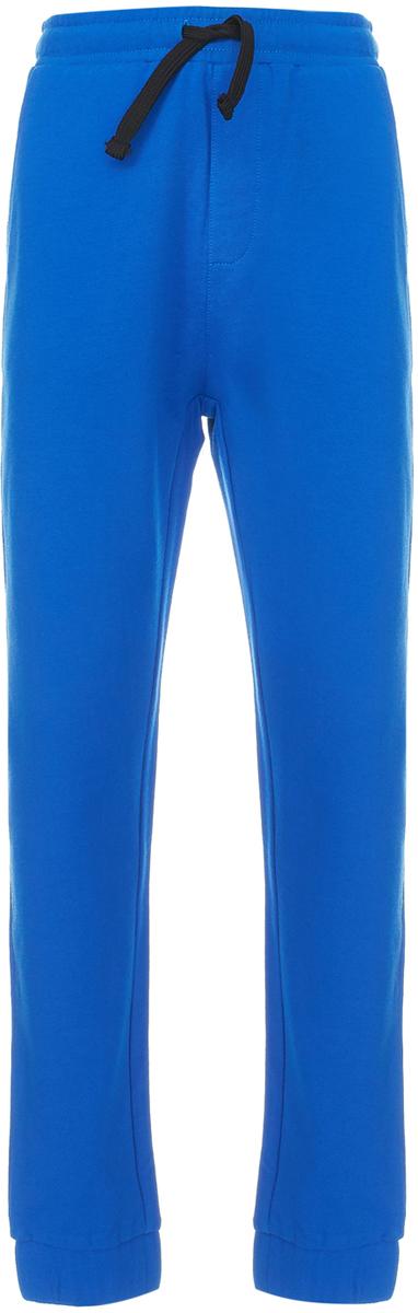 Брюки для мальчика Button Blue, цвет: голубой. 118BBBC56033700. Размер 158