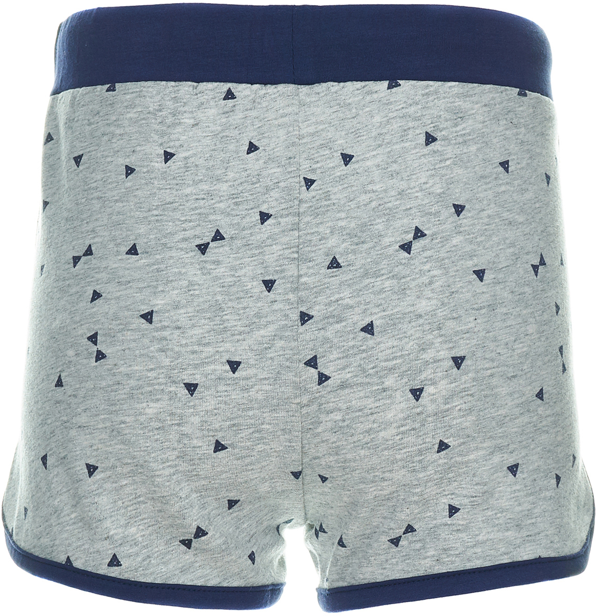 Шорты для девочки Button Blue, цвет:  серый.  118BBGC54021913.  Размер 110 Button Blue