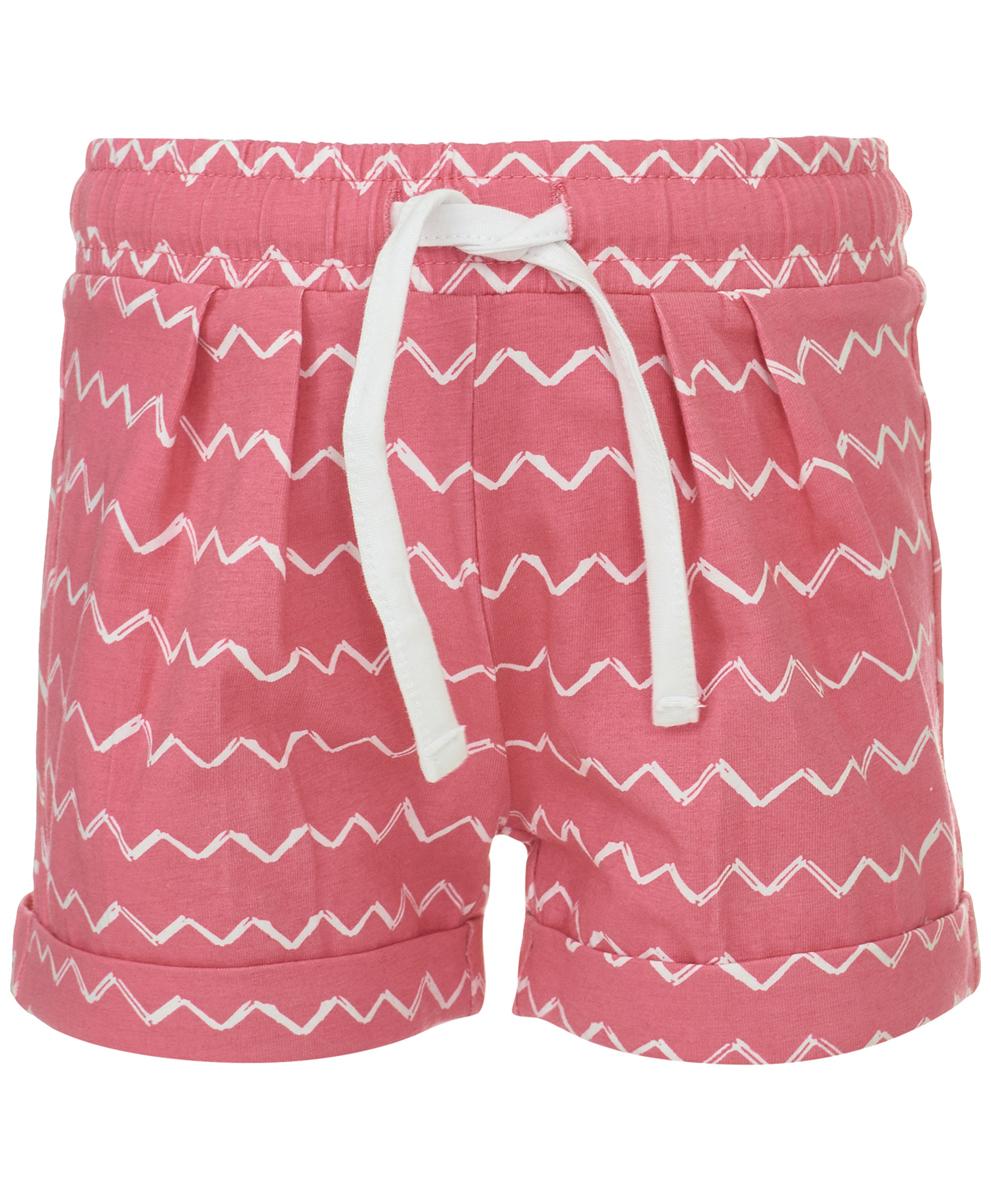 Шорты для девочки Button Blue, цвет: розовый. 118BBGC54011213. Размер 134118BBGC54011213Трикотажные шорты на резинке идеальны для жаркой погоды. Если вы хотите пополнить летний гардероб ребенка, можно дешево купить детские шорты для девочки от Button Blue. Модель выполнена из мягкой легкой ткани, удобна и практична. Модный в этом сезоне цвет и орнамент в виде волнистых полосок обращают на себя внимание и делают модель оригинальной.