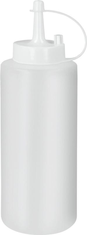 Бутылка для соусов с крышкой 375мл