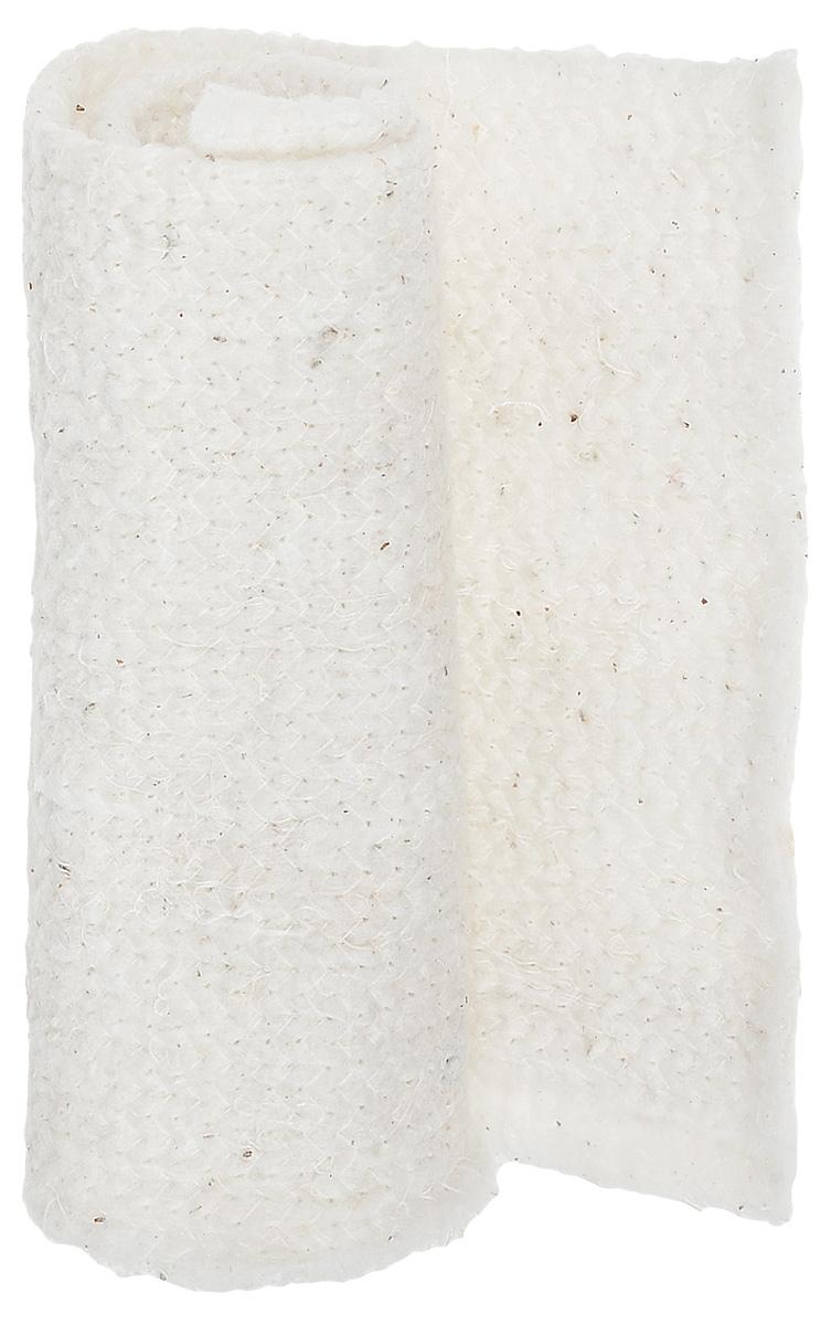 Тряпка для пола HomeQueen, цвет: молочный, 40 х 50 см68862_молочныйТряпка для мытья пола HomeQueen в индивидуальной упаковке. Обладает высокой прочностью,увеличенным сроком службы. Прекрасно впитывает, отжимается, быстро сохнет. Идеальна дляуборки больших площадей. Может применяться с бытовыми моющими средствами, включая хлор.