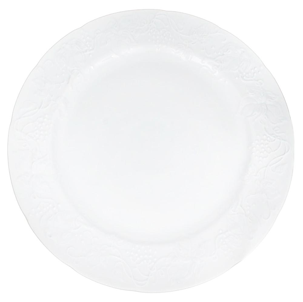 Блюдо презентационное La Rose des Sables Vendange, круглое, цвет: белый, диаметр 31 см690632Блюдо презентационное La Rose des Sables Vendange, изготовленное из высококачественногофарфора, имеет классическую форму. Оно прекрасно впишется в интерьер вашей кухни и станетдостойным дополнением к кухонному инвентарю.Блюдо La Rose des Sables Vendangeподчеркнет прекрасный вкус хозяйки и станет отличным подарком.