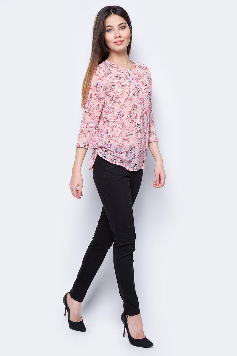 Блузка Sela, цвет: розовый. Tw-112/1069-8131. Размер 50 sela b 112 225 7244