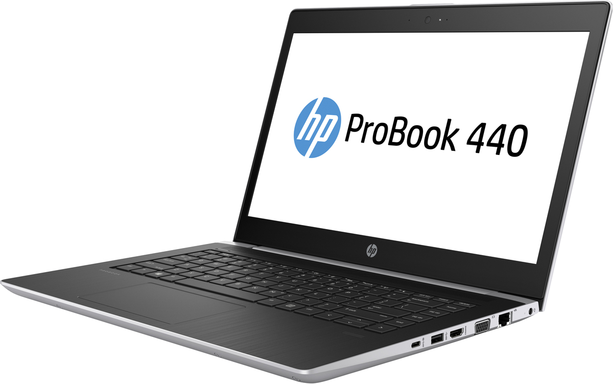 HP Probook 440 G5, Pike Silver (2RS40EA)